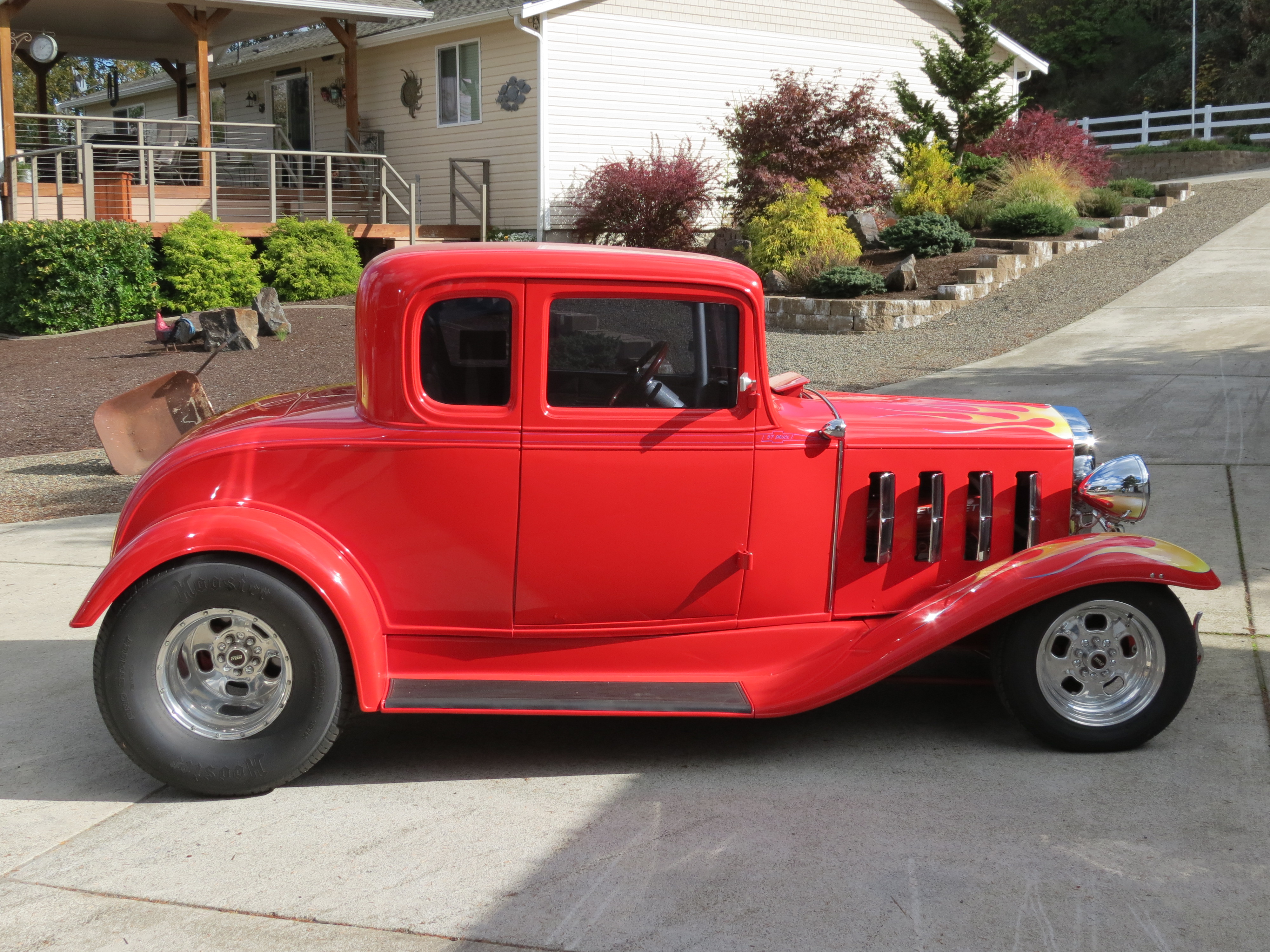 1932 Chevy Coupe Hot Rod Seattle Tacoma