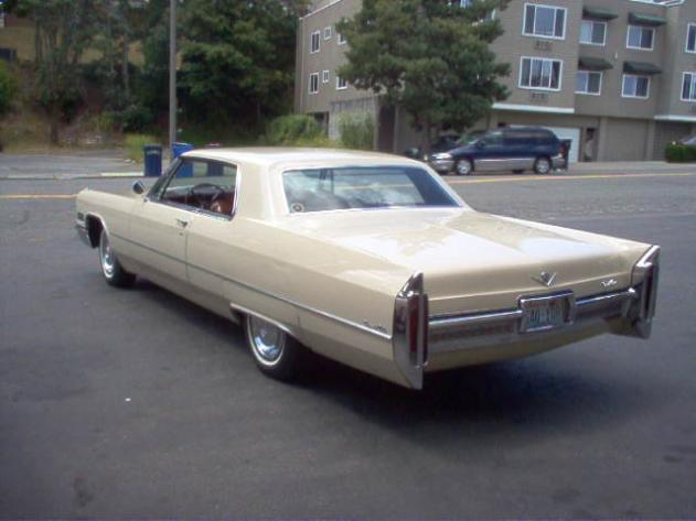 1966 cadillac deville coupe. Cars Review. Best American Auto & Cars Review