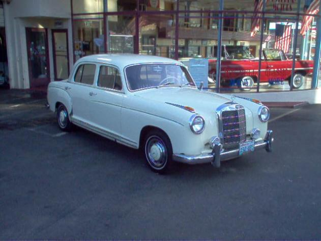 1958 mercedes benz 220s for sale for 1958 mercedes benz 220s for sale